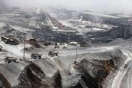 PROYEK PEMURNIAN TEMBAGA   : Merugi, Freeport  Tetap Bangun Smelter