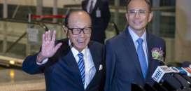 Li Ka-shing, Orang Terkaya Hong Kong yang Hartanya 'Diselamatkan' Zoom