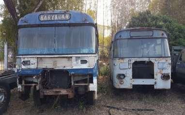 Koleksi Bus Jadul, Cara Unik Merawat Sejarah Transportasi