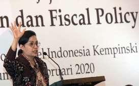 Pandangan Sri Mulyani Soal PSBB: Kesehatan Harus Menjadi Fokus Utama