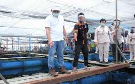 Menuju Kemandirian dan Kesejahteraan Nelayan Bontang, Dirut Pupuk Kaltim Optimalkan Pembinaan Kawasan Pesisir