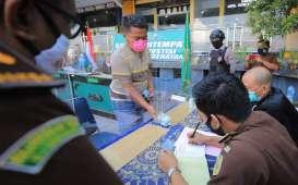 Operasi Protokol Kesehatan di Madiun, Enam Pelanggar Sidang dan Denda di Tempat