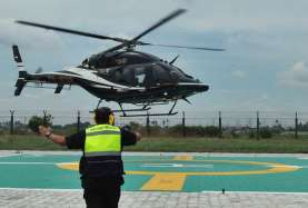 Helikopter NUH Hilang Kontak saat Penerbangan Nabire ke Banyubiru