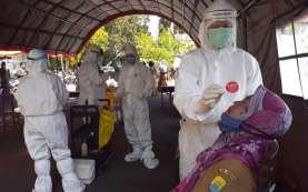 Tes Swab Massal di Kabupaten Cirebon Penuhi Target WHO