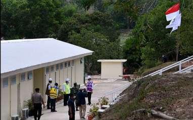 Hari Ini, RSKI Pulau Galang Rawat 274 Pasien Corona dan Suspek