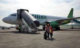 Penumpang Positif Covid-19, Citilink Indonesia Kena Sanksi Lagi