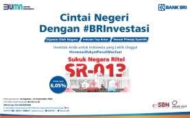 Milenial Borong SR013 di BRI
