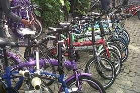 Pandemi Melanda, Pasar Sepeda Domestik Terus Menanjak