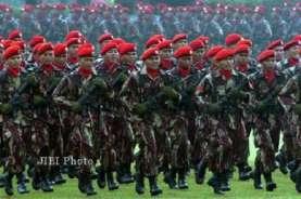 Razia Besar-Besaran! Kopassus, TNI AU, hingga Brimob Diterjunkan Sisir Kota Solo