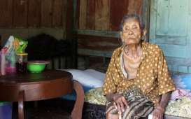 Berumur 110 Tahun, Ini Rahasia Panjang Umur Sarikem dari Sragen