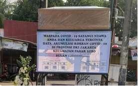 Jakarta Diprediksi Lalui Gelombang Pertama Covid-19 Sebelum Akhir Tahun