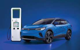 Pembeli VW ID.4 Dapat Gratis Isi Daya Listrik Selama 3 Tahun