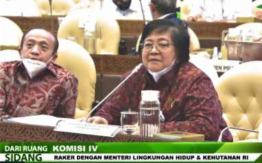Menteri LHK: Pengembangan Lumbung Pangan Sumut Tidak Boleh Ada Penurunan Kualitas Lingkungan