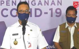 Bila PSBB Tak Diperpanjang, Anies: Kasus Aktif Covid-19 Bisa 20.000