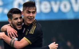 Dybala dan Morata Langsung Berlatih dengan Skuat Juventus