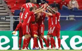 Bayern Munchen Rebut Piala Super Eropa, Tundukkan Sevilla 2–1