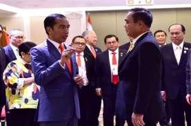 Parlemen Thailand Tunda Keputusan Perubahan Konstitusi