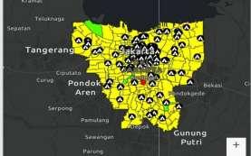 Update Corona DKI 25 September: Kasus Baru Bertambah 1.289 Orang