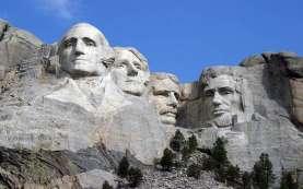 Nama Mount Rushmore Tidak Akan Diubah
