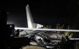Pesawat Angkatan Udara Ukraina Jatuh, 26 Orang Tewas