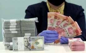 Rupiah Melemah, Kurs Jisdor Makin Mendekati Rp15.000 per Dolar AS