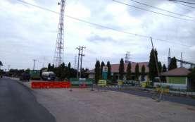 Aktivitas Pembangunan Proyek KA Sulsel Rusak Ruas Jalan di Pangkep