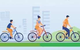 Jakarta Ramah Bersepeda, Ini 11 Perusahaan Dapat Penghargaan dari Pemprov DKI