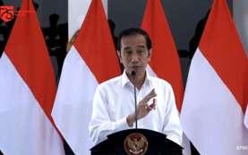 Dampak Covid-19, Jokowi: Usaha Mikro Jangan Sampai Tutup