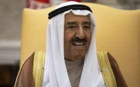Emir Kuwait Sheik Sabah Meninggal Usai Dirawat di AS