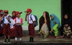 Kasus Corona Anak 10,1 Persen, Menteri Nadiem Didesak Tunda Pembelajaran Tatap Muka