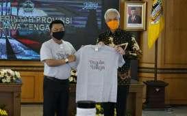 Cegah Penyebaran Covid-19, Gerakan Memakai Masker Dikampanyekan di Jateng