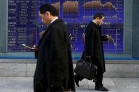 Diwarnai Trading Halt di Jepang, Bursa Asia Ditutup Menguat