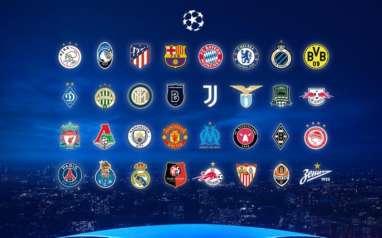 Hasil Drawing Grup Liga Champions: Madrid, ManCity dan Lazio Satu Grup?