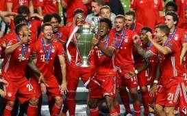 Hasil Drawing Liga Champions: Munchen di Grup A, Madrid Grup B