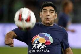 Maradona Dinyatakan Negatif Covid-19, Begini Komentar Pengacaranya