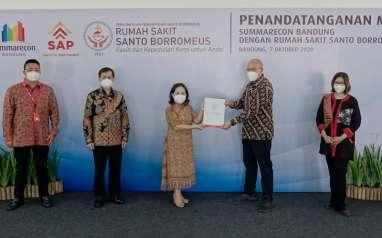 RS Santo Borromeus Hadir di Summarecon Bandung