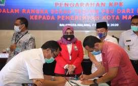 Pemkot Malang Gandeng KPK Tertibkan Komitmen Pengembang Perumahan
