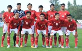 Jadwal Timnas U-19 Vs NK Dugopolje, Tim Garuda Muda Ingin Raih Hasil Positif
