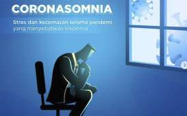 Ini Tips Hadapi Coronasomnia