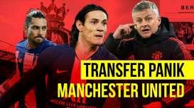 Transfer Panik Manchester United