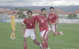 Jadi Bintang Timnas U-19 Saat Lawan Makedonia Utara, Jack Brown Tetap Merendah