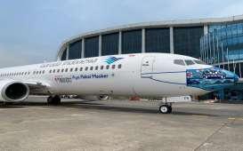 Kekayaan Budaya dan Pesona Alam Indonesia dalam Mask Livery Garuda Indonesia