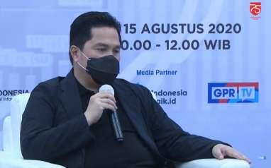 Merger Bank Syariah BUMN, Erick Thohir: Tonggak Sejarah Baru