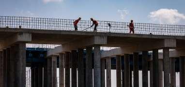 IHSG 7 Hari di Zona Hijau, Ini Emiten Konstruksi Jagoan?