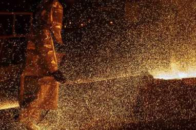 Produksi Smelter Nikel Indonesia Masih Didominasi Produk Kelas Dua