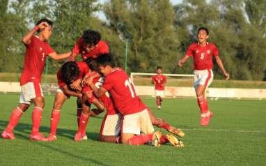 Hasil Timnas U-19 Vs Makedonia Utara: Jack Brown Lagi-lagi Mengancam