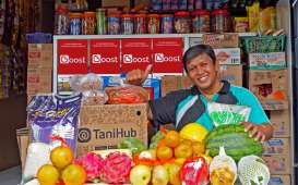 TaniHub Group dan Boost Indonesia Perkuat Ekonomi Petani