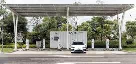 'Gotong Royong' Lintas Negara Produksi Baterai Mobil Listrik
