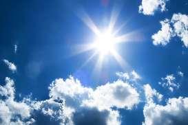 Cuaca Jakarta 16 Oktober, Pagi dan Siang Hari Cerah Berawan