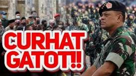 Gatot Akui KAMI Dukung Demo Tolak Omnibus Law UU Cipta Kerja